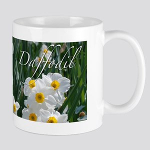 Daffodil Flowers Mugs